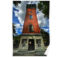 Loughborough Carillon Tower  Poster