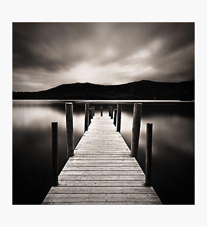 The Lake I Photographic Print