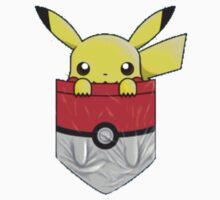 Pocket Pikachu | POKéMON by TuReyMestizo