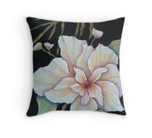 Hawaiin Pua Throw Pillow