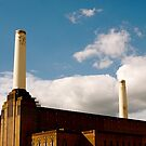 Battersea Power Station by Richard Pitman