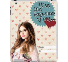 Banshee of my heart I iPad Case/Skin