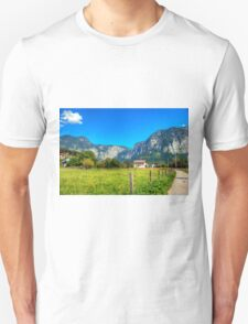 Obertraun walks 1 T-Shirt