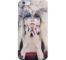 Maria Amanda - elven woman girl gothic iPhone Case/Skin
