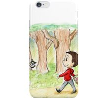 Little Stiles & the Sourwolf iPhone Case/Skin