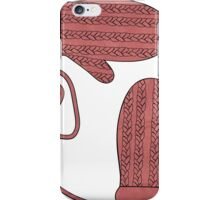 Smitten For The Mitten iPhone Case/Skin
