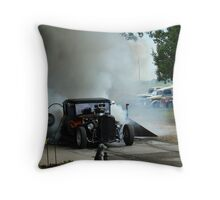 Classic Blow Out Party Throw Pillow