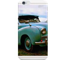 Hereford Coupe iPhone Case/Skin