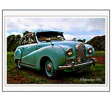 Hereford Coupe Photographic Print