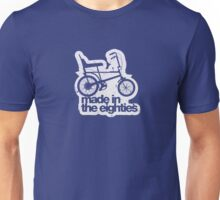 Made in the eighties - chopper (white) Unisex T-Shirt