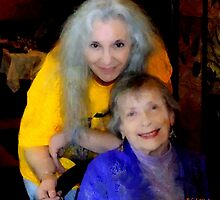 Me and B by RC deWinter