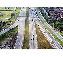 Florida 821 Toll Photographic Print