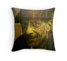 1880 Throw Pillow
