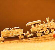 Tiny Train by TingyWende
