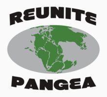 Reunite pangea geek funny nerd by sayasiti