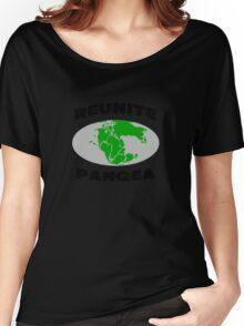 Reunite pangea geek funny nerd Women's Relaxed Fit T-Shirt