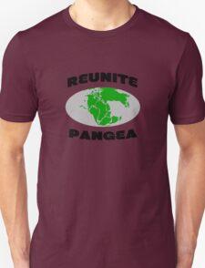 Reunite pangea geek funny nerd Unisex T-Shirt