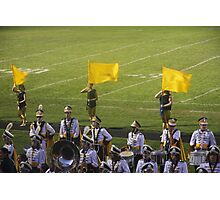 Sterling Football Photographic Print