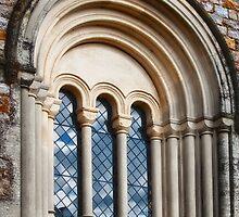 St Paul's Church ~ Honiton by Susie Peek