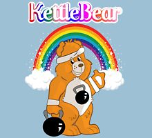 Kettlebear-female  Womens Fitted T-Shirt