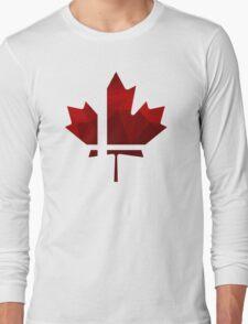 Smash Canada Long Sleeve T-Shirt