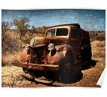 The Old Ford Truck ~ Ruby, Arizona Poster
