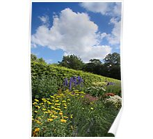 Anglesey Abbey Gardens Poster
