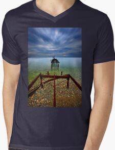 The rust never sleeps Mens V-Neck T-Shirt