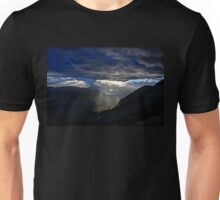 Biblical scene on the road to Delphi Unisex T-Shirt