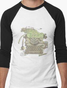A Certain Type of City Men's Baseball ¾ T-Shirt