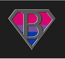 Super Bi Photographic Print