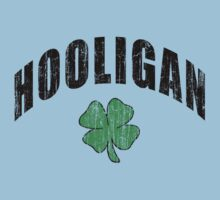 "Irish ""Hooligan"" Kids Tee"