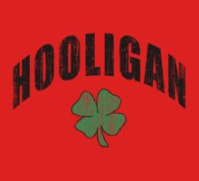 "Irish ""Hooligan"" One Piece - Short Sleeve"