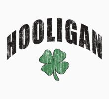 "Irish ""Hooligan"" One Piece - Long Sleeve"