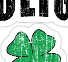 "Irish ""Hooligan"" Sticker"