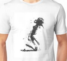 Woman abstract 2 Unisex T-Shirt