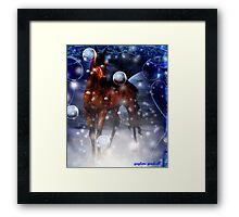 walkers dream Framed Print