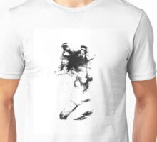 Woman abstract Unisex T-Shirt