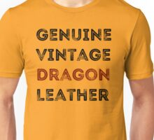 Dragon Leather Unisex T-Shirt