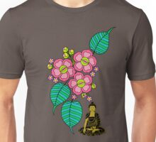Buddha Under the Bodhi Tree Unisex T-Shirt
