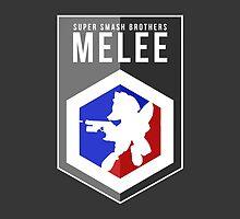 Smash Melee - Fox by Jp-3