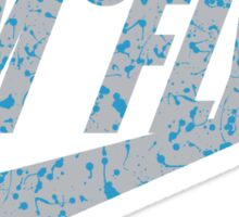AIR McFLY Logo Sticker