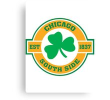 Chicago South Side Irish Canvas Print