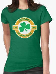 Chicago South Side Irish Womens Fitted T-Shirt