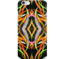 Scrolling Acrylics iPhone Case/Skin