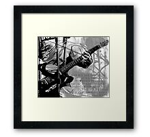London Is Drowning Framed Print