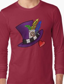 Borderlands - Mad Moxxi Hat Long Sleeve T-Shirt