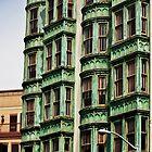 Urban Living in San Francisco - Columbus Tower by Buckwhite