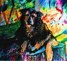 """""""Bootsie's last Day"""" by Diane  Kramer"""