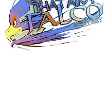 That ain't Falco! by Jp-3
